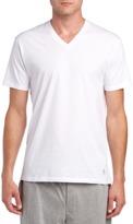 Original Penguin Pack Of 3 V-neck T-shirts.