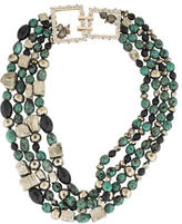 Alexis Bittar Multistrand Bead Necklace