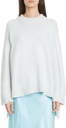 Rosetta Getty Oversized High/Low Sweater