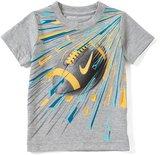 Nike Little Boys 2T-7 Explosive Football Short-Sleeve Tee