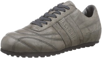 Bikkembergs Unisex Adults' 641127 Low-Top Trainer Gray Size: 4