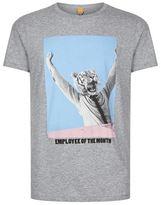BOSS ORANGE Talin Tiger Of The Month T-Shirt