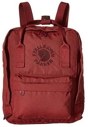Fjallraven Re-Kanken Mini (Ox Red) Bags