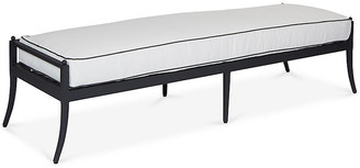 Lane Venture Winterthur Estate Bench - White/Black Welt