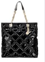 Embossed Patent Tote