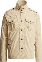 Ralph Lauren Cotton-blend Shirt Jacket