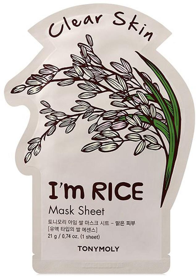 Tonymoly I'M Rice Sheet Mask
