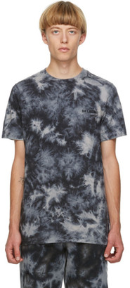 Han Kjobenhavn Grey Tie-Dye T-Shirt