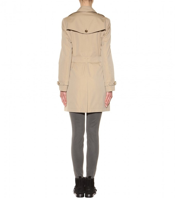 Burberry Crombrook trench coat