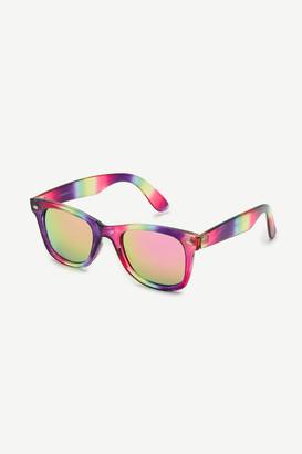 Ardene Rainbow Wayfarer Sunglasses