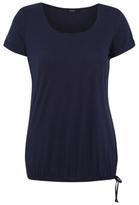 George Bubble Hem T-Shirt