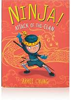 Macmillan Ninja! Attack Of The Clan