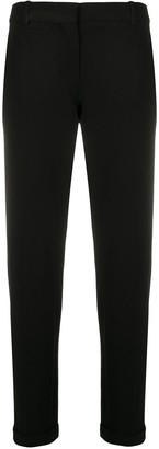 Circolo 1901 Slim-Fit Cropped Trousers