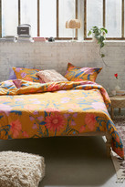 Urban Outfitters Krista Scarf Floral Duvet Cover