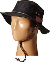 HUF X British Millerain Waxed Jungle Hat