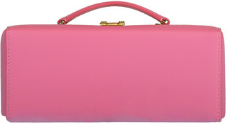 Mark Cross Flamingo Grace Lungo Rectangle Bag