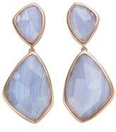 Monica Vinader Women's 'Siren' Semiprecious Stone Double Drop Earrings