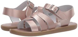 FootMates Wave (Infant/Toddler/Little Kid) (Rose Gold) Girl's Shoes