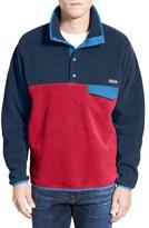 Patagonia Men's 'Synchilla Snap-T' Fleece Pullover