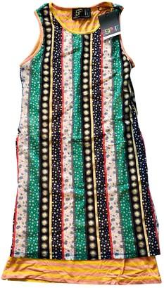 Opening Ceremony Multicolour Cotton - elasthane Dresses
