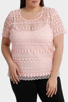 Allure Lace Top