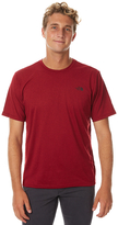 The North Face Reaxion Amp Ss Mens Crew Red