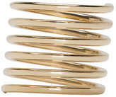 Sophie Bille Brahe Gold Pirouette Grand Ressort Ring