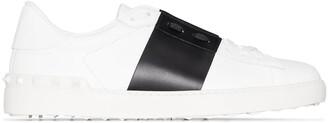 Valentino Rockstud low top sneakers