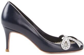 Sarah Chofakian mid-heel pumps