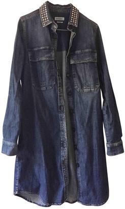 Roy Rogers Roy Roger's Blue Denim - Jeans Dress for Women