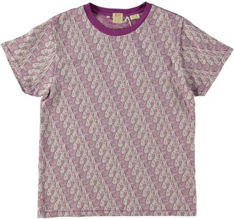Levi's Vintage Clothing Lvc Graphic Tee Earth Purple - XL / Earth Purple