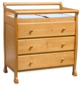 DaVinci Kalani 3-Drawer Changer Dresser in Honey Oak