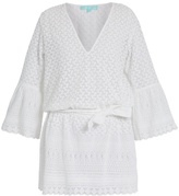 Melissa Odabash Victoria embroidered cover-up