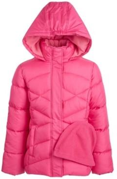 CB Sports Big Girls Puffer Coat