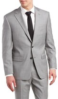 Austin Reed Classic Fit Suit With Flat Front Pant.