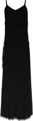 CHRISTOPHER ESBER Deconstructed Knit Cami Dress