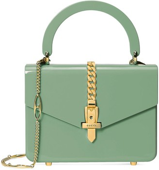 Gucci Sylvie 1969 mini top handle bag