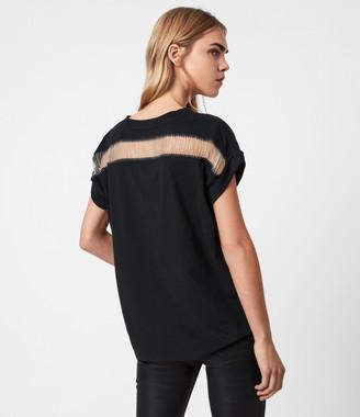 AllSaints Imogen Boy Jaine T-Shirt