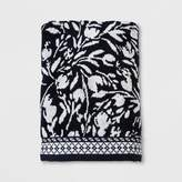 Threshold Navy Floral Towels
