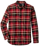 Vans Kids Banfield II Long Sleeve Flannel (Big Kids)