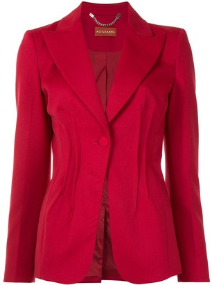 Altuzarra Eleanor single-breasted blazer