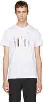 Paul Smith White Test Tube T-shirt
