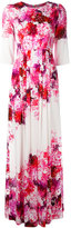 Goat Camelot maxi dress - women - Spandex/Elastane/Viscose - 6