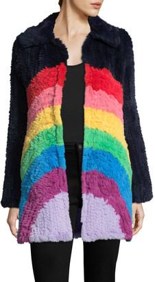 Manoush Rainbow Coat