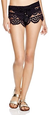 PQ Swim PilyQ Lexi Swim Cover-Up Shorts