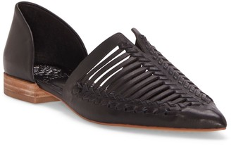 Vince Camuto Marinsa Woven d'Orsay Flat