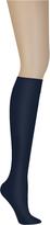 DKNY Opaque Knee Sock