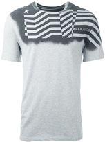 Golden Goose Deluxe Brand 'Flag' T-shirt - men - Cotton - M