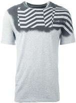 Golden Goose Deluxe Brand 'Flag' T-shirt - men - Cotton - S