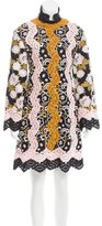 Giambattista Valli Guipure Lace A-Line Dress w/ Tags